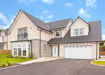 Thumbnail 5 bedroom detached house for sale in The Strathearn, Menzies Park, Riverside Of Blairs, Aberdeen