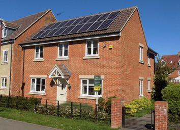 Thumbnail 4 bed detached house for sale in Casterbridge Road, Swindon