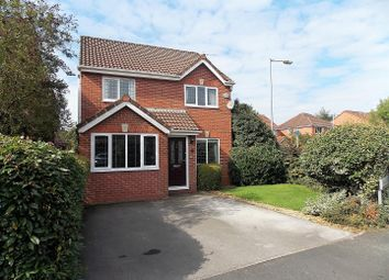 Thumbnail 3 bed detached house for sale in Hawkridge Close, Westhoughton, Bolton