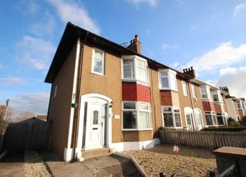 Thumbnail 3 bed end terrace house for sale in Mayfield Avenue, Clarkston, East Renfrewshire