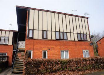 Thumbnail 2 bed flat for sale in Redshank Lane, Warrington