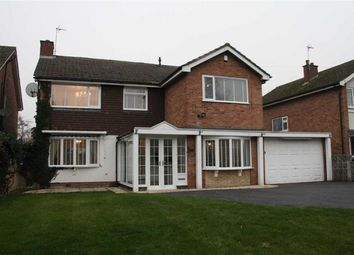 Thumbnail 4 bed detached house for sale in Rectory Lane, Thurcaston, Leicester