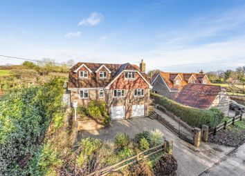Thumbnail 4 bed detached house for sale in Stunts Green, Herstmonceux, Hailsham