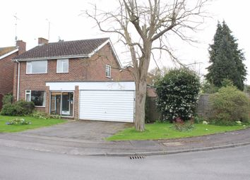 Thumbnail 3 bedroom detached house for sale in Court Close, Bray, Maidenhead