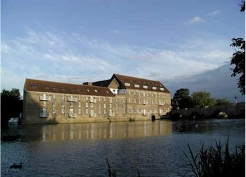 Thumbnail 1 bed flat to rent in Riverside Mill, Bridge Place, Godmanchester, Huntingdon