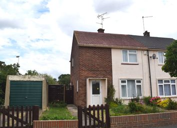 Thumbnail 2 bed semi-detached house for sale in Hastings Road, Walton, Peterborough