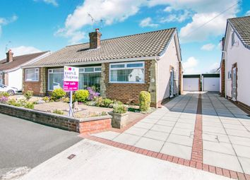 Thumbnail 2 bedroom semi-detached bungalow for sale in Heywood Boulevard, Thingwall, Wirral