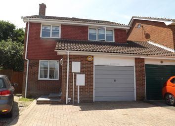 Thumbnail 3 bed property to rent in Cacklebury Close, Hailsham