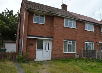 Thumbnail 3 bed semi-detached house to rent in Ambleside Road, Castleford