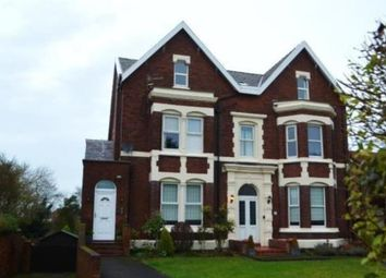 Thumbnail 3 bed flat for sale in Lancaster Road, Southport, Merseyside