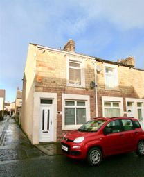 Thumbnail 2 bedroom end terrace house for sale in Trafalgar Road, Lancaster