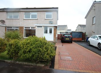 Thumbnail 3 bed semi-detached house for sale in Striven Road, Wemyss Bay