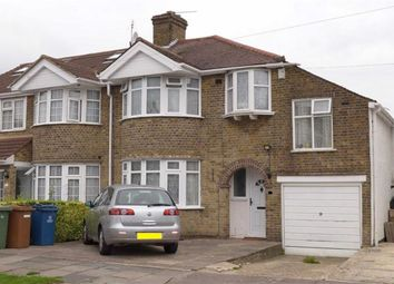 Thumbnail 4 bed semi-detached house for sale in Ventnor Avenue, Stanmore, Middlesex
