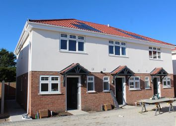 Thumbnail 2 bed terraced house for sale in Brixey Road, Parkstone, Poole