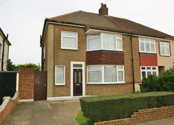 Thumbnail 3 bed semi-detached house for sale in Carlton Road, Grays