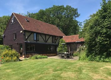 Thumbnail 5 bed barn conversion to rent in Maypole Lane, Goudhurst, Cranbrook
