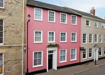 Thumbnail 6 bed town house for sale in Whiting Street, Bury St. Edmunds