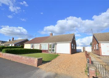 Thumbnail 3 bedroom semi-detached bungalow to rent in Clifton Road, King's Lynn