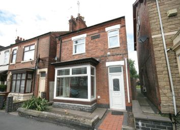 Thumbnail 3 bedroom detached house to rent in Shobnall Street, Burton-On-Trent
