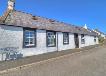 Thumbnail 3 bed cottage for sale in Fore Street, Johnshaven, Montrose