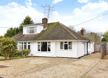 Thumbnail 3 bed semi-detached house for sale in Cranford Park Drive, Yateley, Hampshire