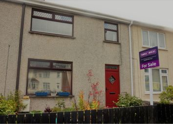 Thumbnail 4 bed terraced house for sale in Bloomfield Park, Derry / Londonderry