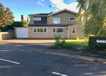 Thumbnail 4 bed detached house for sale in Wagstaffe Close, Harbury