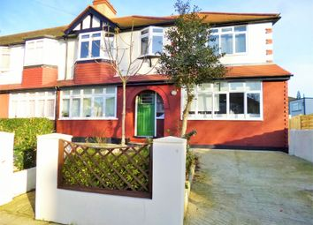 Thumbnail 5 bed end terrace house for sale in Torrington Gardens, Perivale, Greenford, Greater London