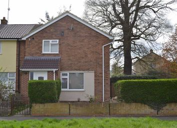 Thumbnail 3 bed end terrace house for sale in Amersham Road, Swindon
