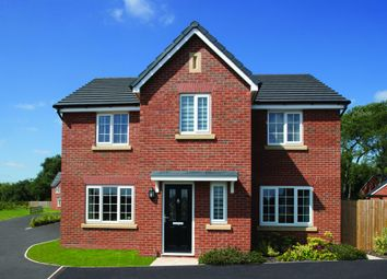 Thumbnail 4 bed detached house for sale in Linley Grange, Stricklands Lane, Stalmine, Lancashire