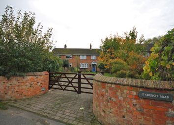 Thumbnail 3 bed semi-detached house for sale in Church Road, Shackerstone, Nuneaton