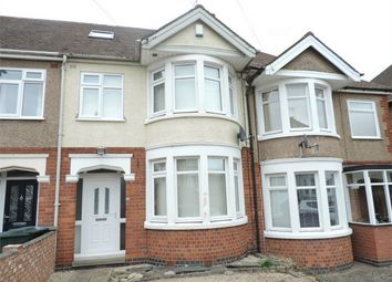 Thumbnail 4 bed terraced house to rent in Tonbridge Road, Whitley, Coventry, West Midlands