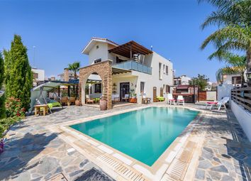 Thumbnail 4 bed villa for sale in Ayia Thekla, Agia Thekla, Famagusta, Cyprus
