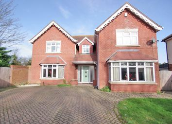 Thumbnail 4 bed detached house for sale in Sleaford Road, Boston, Lincolnshire