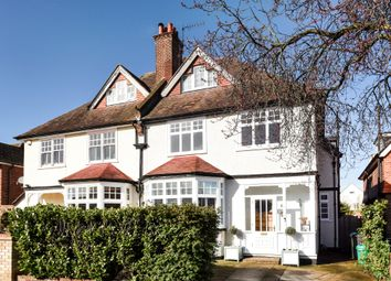 Thumbnail 5 bed semi-detached house for sale in Ditton Road, Surbiton