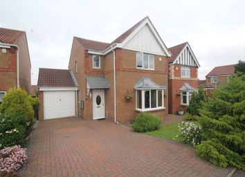 Thumbnail 3 bed detached house for sale in The Hawthorns, Stanley