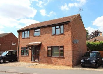 Thumbnail 4 bed detached house for sale in Cromwell Road, Saffron Walden, Essex