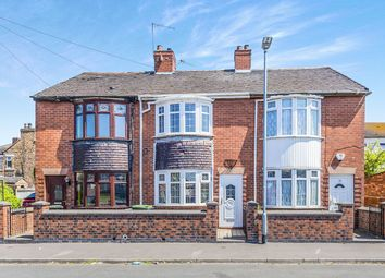 Thumbnail 2 bed terraced house for sale in Parkhouse Street, Stoke-On-Trent