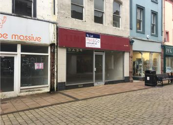 Thumbnail Retail premises to let in 79 A King Street, Whitehaven