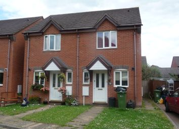 Thumbnail 2 bed semi-detached house for sale in Childer Road, Ledbury