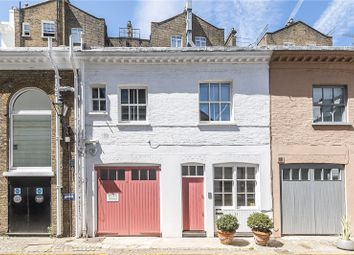 Thumbnail 3 bedroom mews house for sale in Atherstone Mews, London