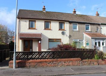 Thumbnail 3 bed end terrace house for sale in Brockly View, Kilbirnie, North Ayrshire