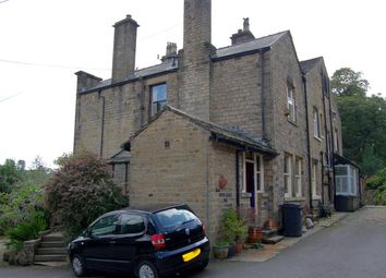 Thumbnail 3 bed end terrace house for sale in Rose Hill, Delph, Saddleworth