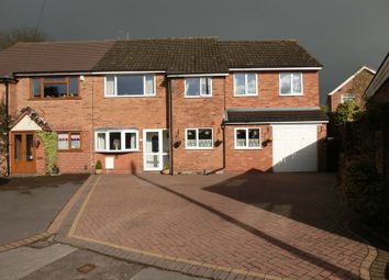 Thumbnail 4 bedroom semi-detached house for sale in Pear Tree Grove, Shirley, Solihull