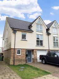 Thumbnail 3 bed terraced house to rent in Paxton Avenue, Hawkinge
