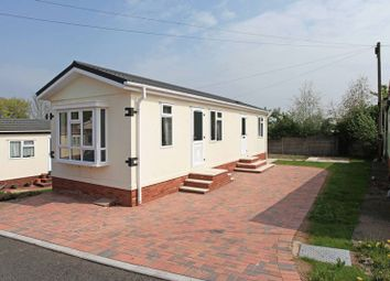Thumbnail 2 bed detached house for sale in Four Winds Caravan Park, Broseley