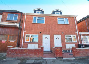 Thumbnail 4 bedroom semi-detached house for sale in Nansen Road, Leicester