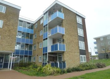 Thumbnail 1 bed flat to rent in Gerard Crescent, Southampton