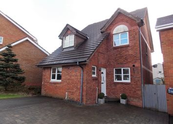 Thumbnail 4 bed detached house for sale in Mayfield Close, St. Austell, Cornwall