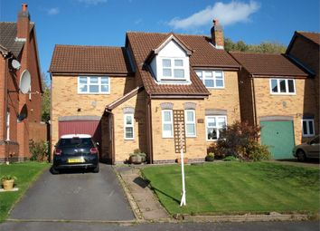Thumbnail 4 bed detached house for sale in Wetherel Road, Stapenhill, Burton-On-Trent, Staffordshire